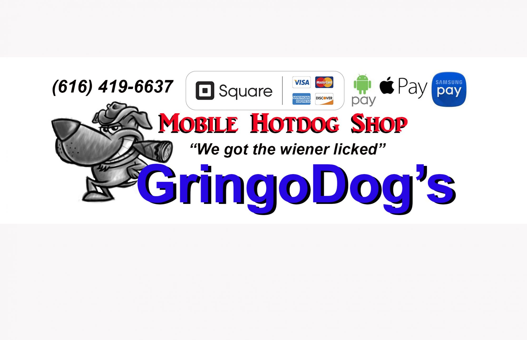 Gringo Dog's Mobile Hotdog Shop